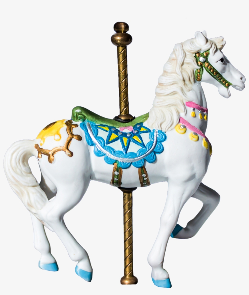 Carousel Horse Png.