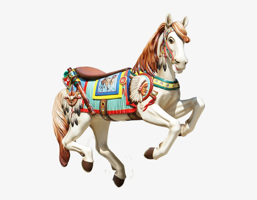 Svg Free Carousel Horse Clipart Free.