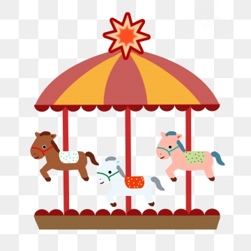 Carousel Png, Vector, PSD, and Clipart With Transparent Background.
