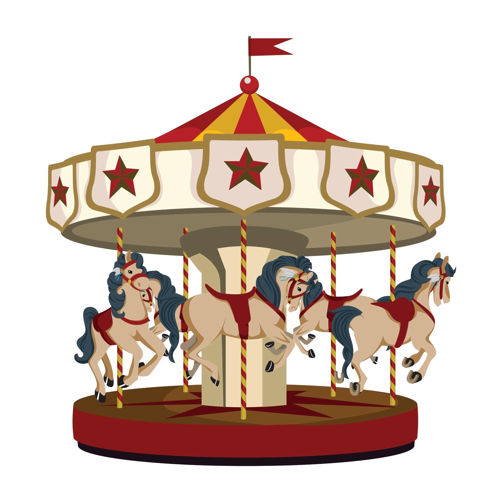 Carousel PNG Image.