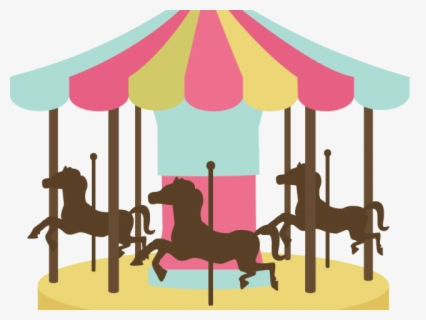 Free Carousel Clip Art with No Background.