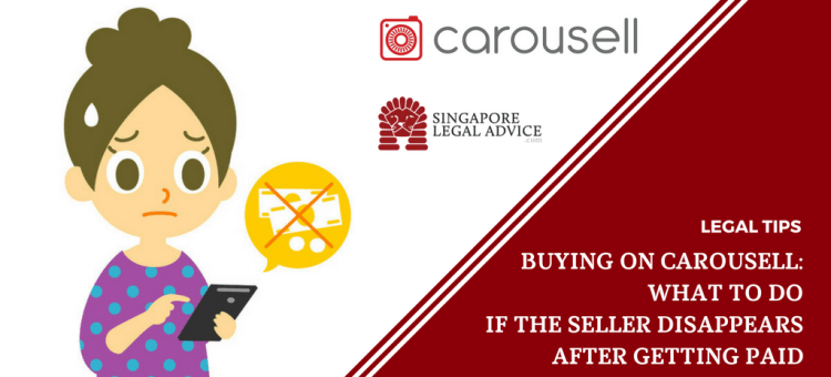 Buying on Carousell: What to Do if the Seller Disappears after.