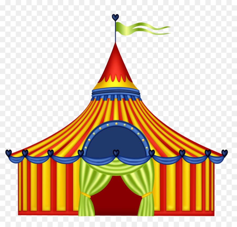 Circus Tent clipart.