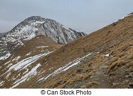 Autumn carpathian mountains carpathian mountains Stock.