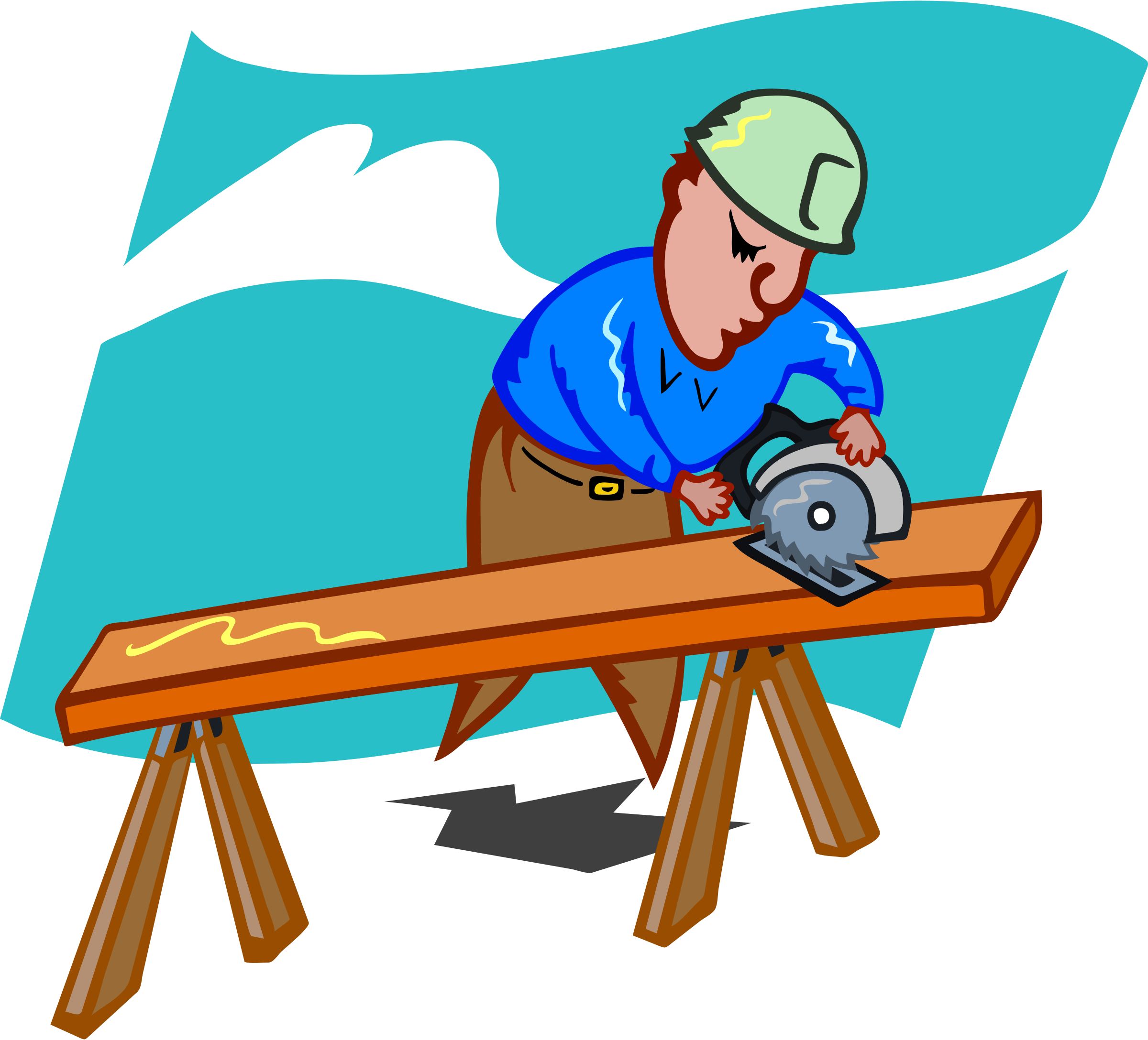 Carpenter Clipart.