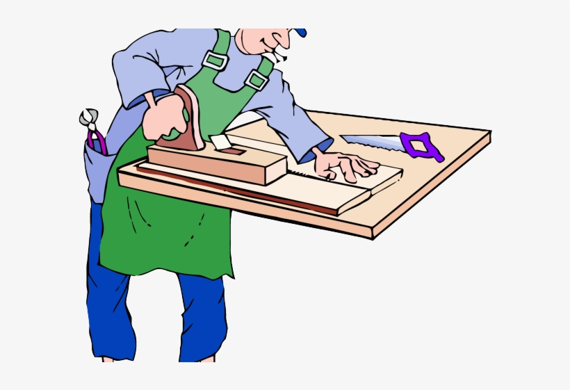 Carpenter Clipart Handyman.