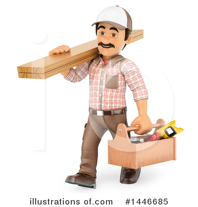 Carpenter Clipart #1446685.