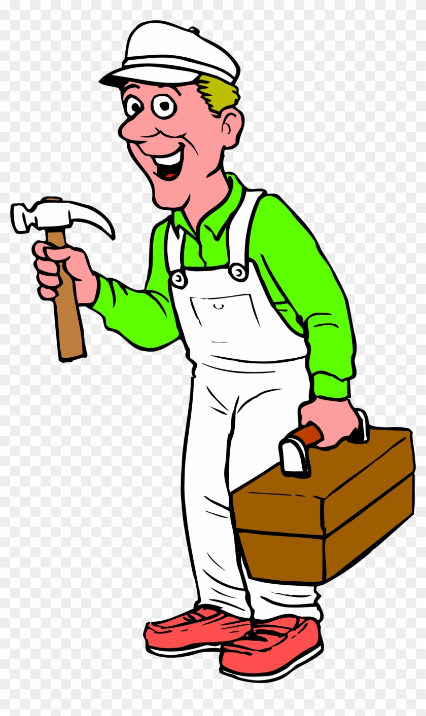 Right Carpenter Clipart Png.