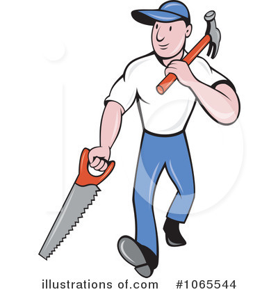 Carpenter Clipart #1065544.
