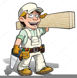 Free Clipart Of Carpenter.