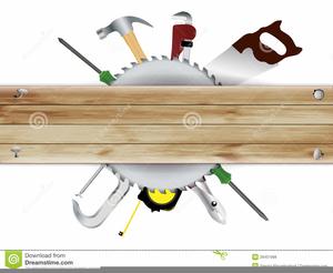 Clipart Carpentry Tools.