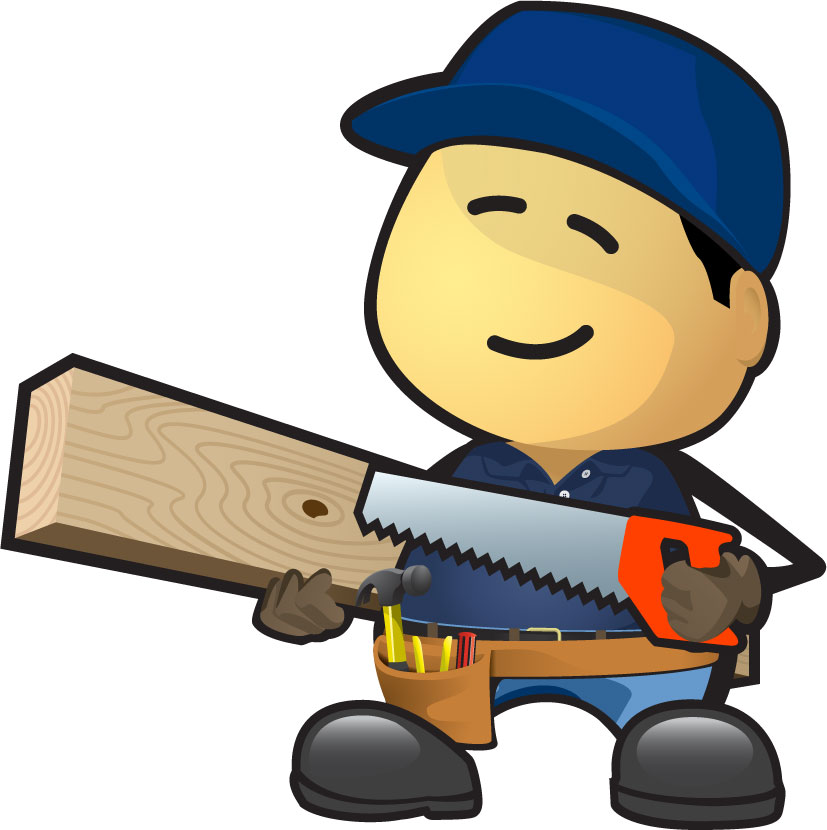 Free Carpentry Clipart.