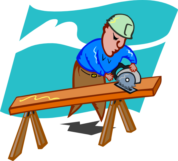 Carpentry Clipart.