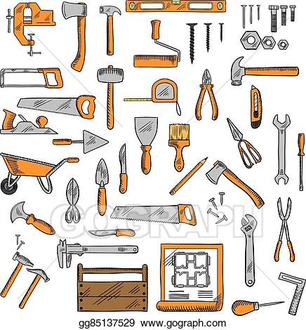 Carpentry clipart 6 » Clipart Station.