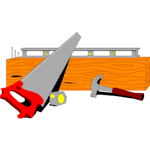 Carpenter Tools Clip Art Galleryhip.com The Hippest.