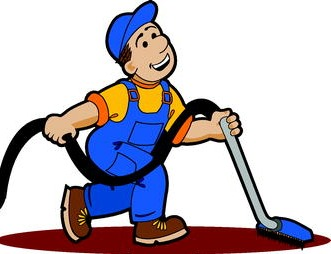 Carpet cleaning clipart 5 » Clipart Station.