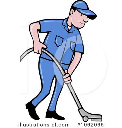 Carpet Cleaner Clipart #1062066.