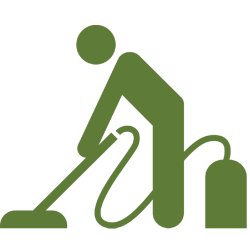 Carpet Cleaning Icon #201318.