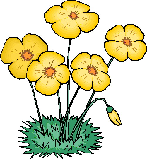 Flowers Clipart & Flowers Clip Art Images.