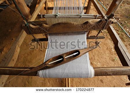 Rug Weaving Stock Photos, Royalty.