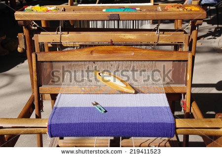 Hand Weaving Stock Photos, Royalty.