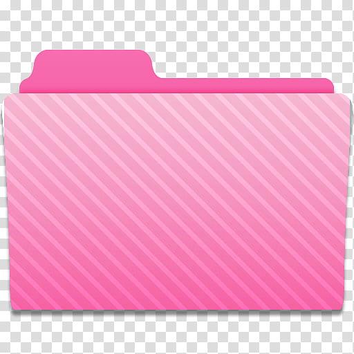 Carpetas Rosas Pink Folders Icon , Carpeta Rosa transparent.