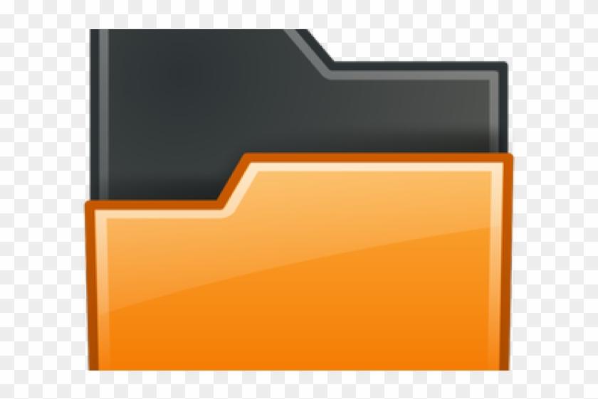 Folder Clipart File System.