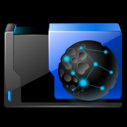 Folder web Icon.