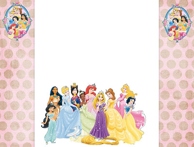 Princesas Disney (Todas Juntas).