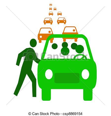 Carpooling Stock Illustration Images. 98 Carpooling illustrations.