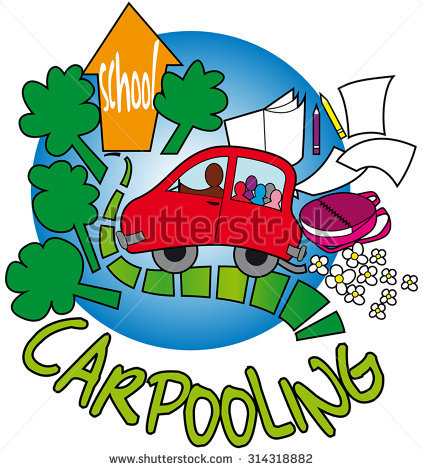 Carpooling Stock Vectors, Images & Vector Art.