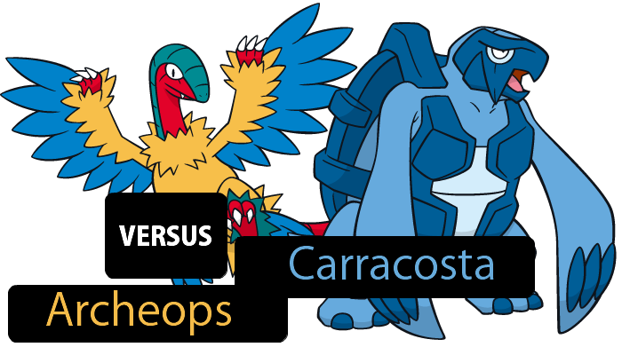 B/W: [Archeops] vs Carracosta [Archive].