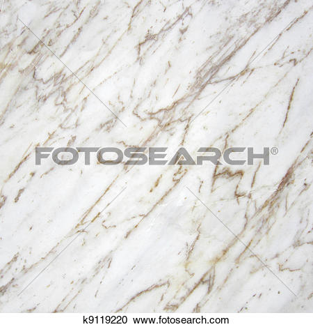 Stock Photography of Carrara marble texture background k9119220.