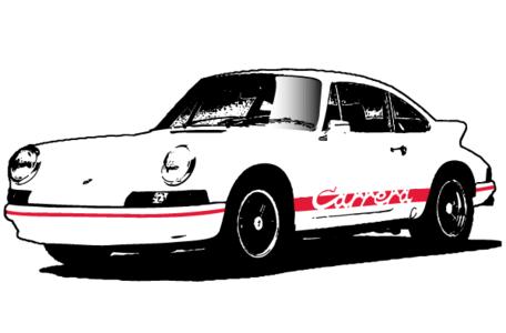 Porsche pics clipart.