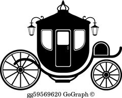 Carriage Clip Art.