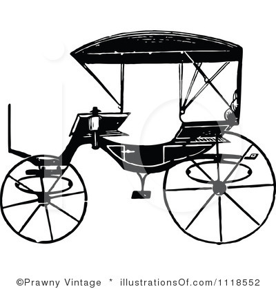 Carriage clipart.