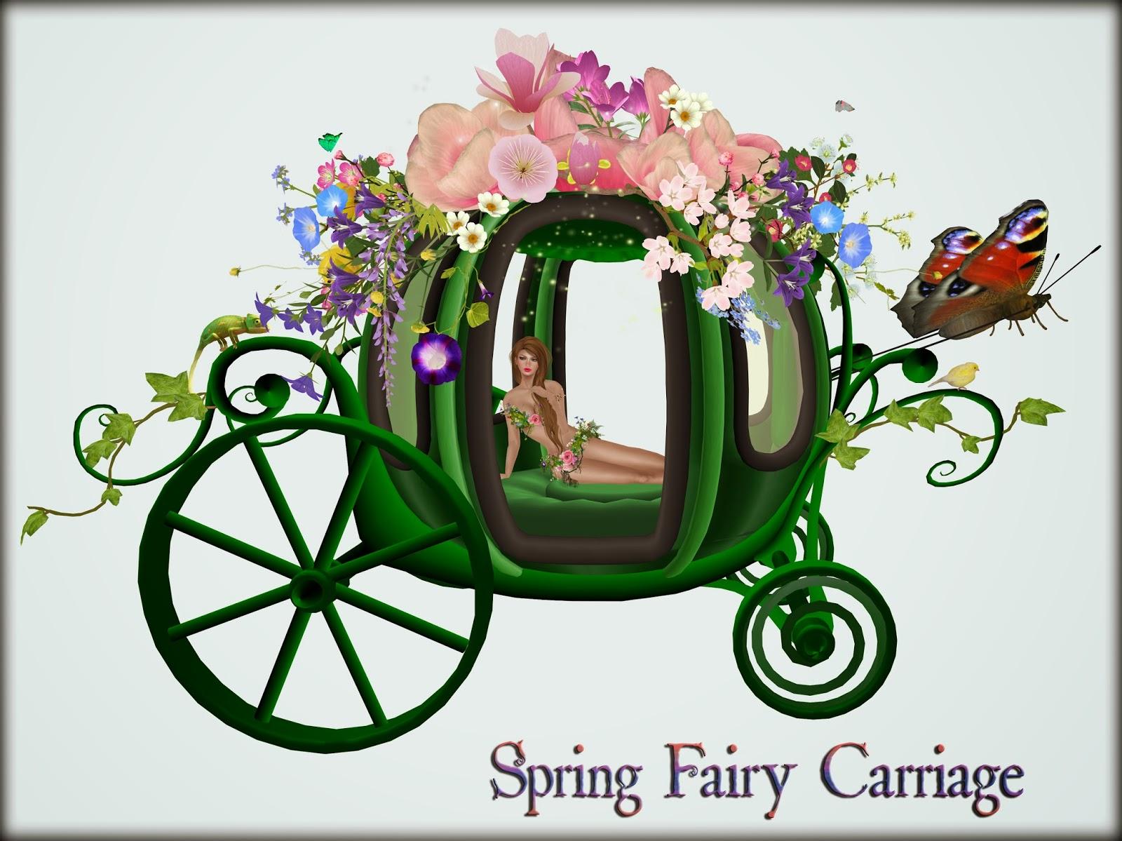 Spring Fairy Gacha in Boudoir !!!.