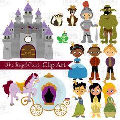 Royal Carriage Clip Art.