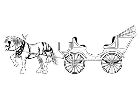 Carriage Ride Clipart (35+).