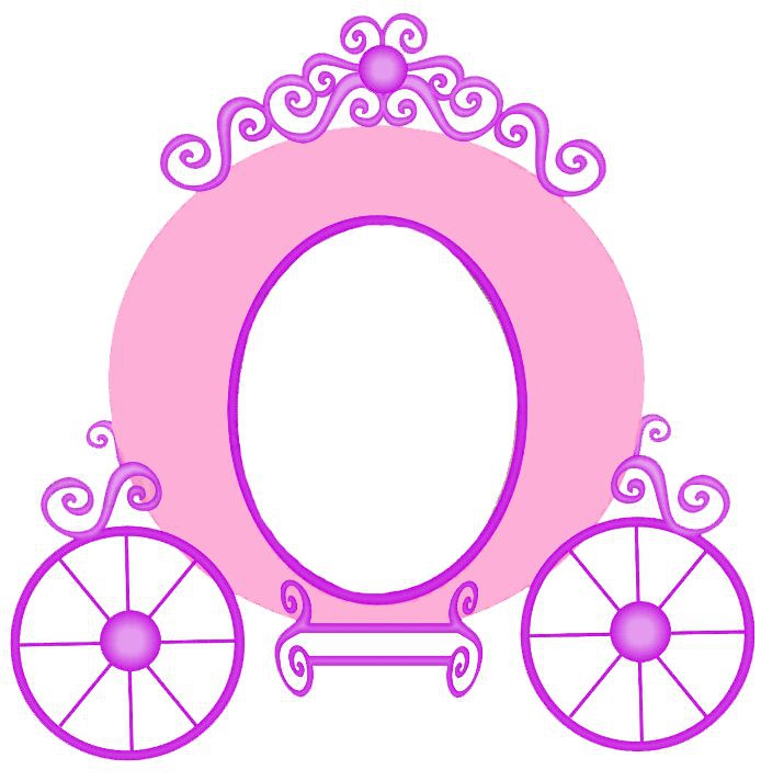 Princess Carriage Silhouette Clipart#1945757.