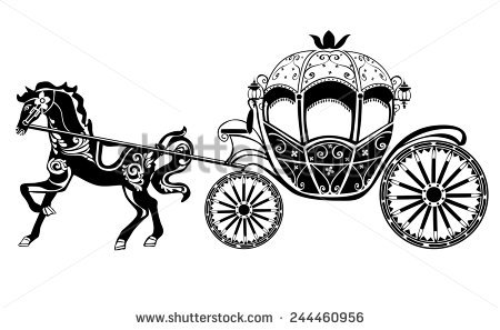 Carriage Stock Images, Royalty.