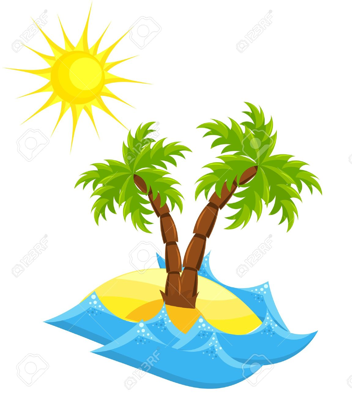clipart caribbean islands - photo #1