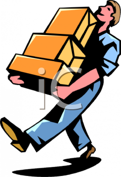 Carrying Clipart.