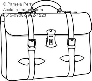 Carrier bag clipart #9