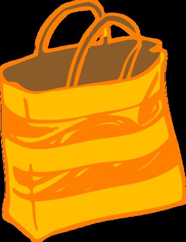 Carrier bag clipart #17