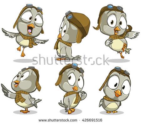Different Birds Stock Vectors, Images & Vector Art.