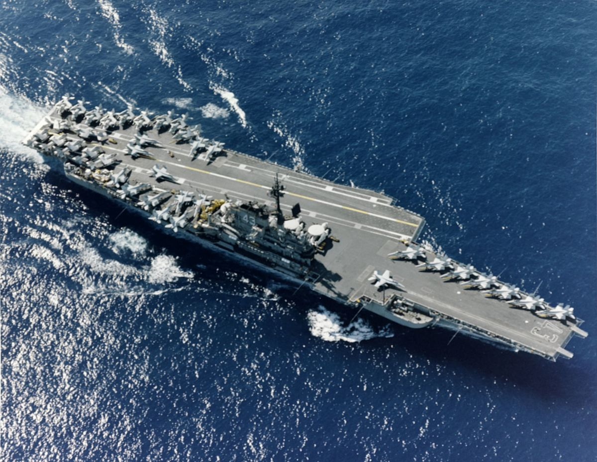 USS Coral Sea (CV.