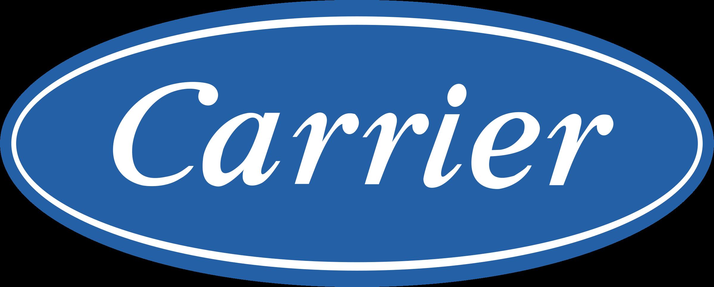 Carrier Logo PNG Transparent & SVG Vector.