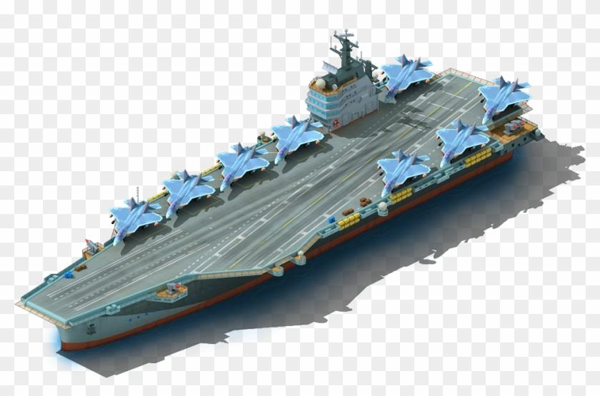 Aircraft Carrier Png, Transparent Png.