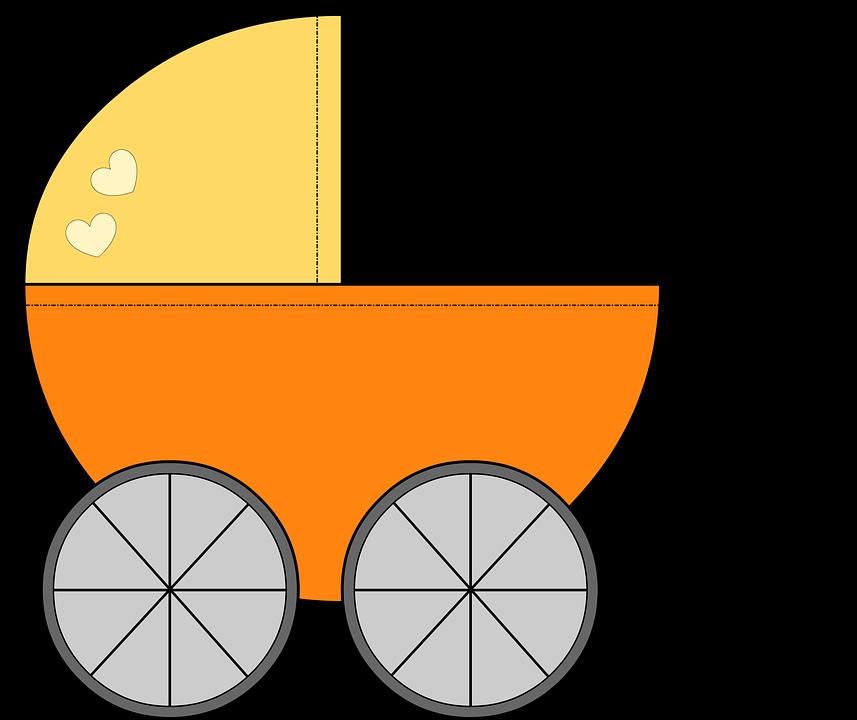 Carrinho de bebe png 3 » PNG Image.